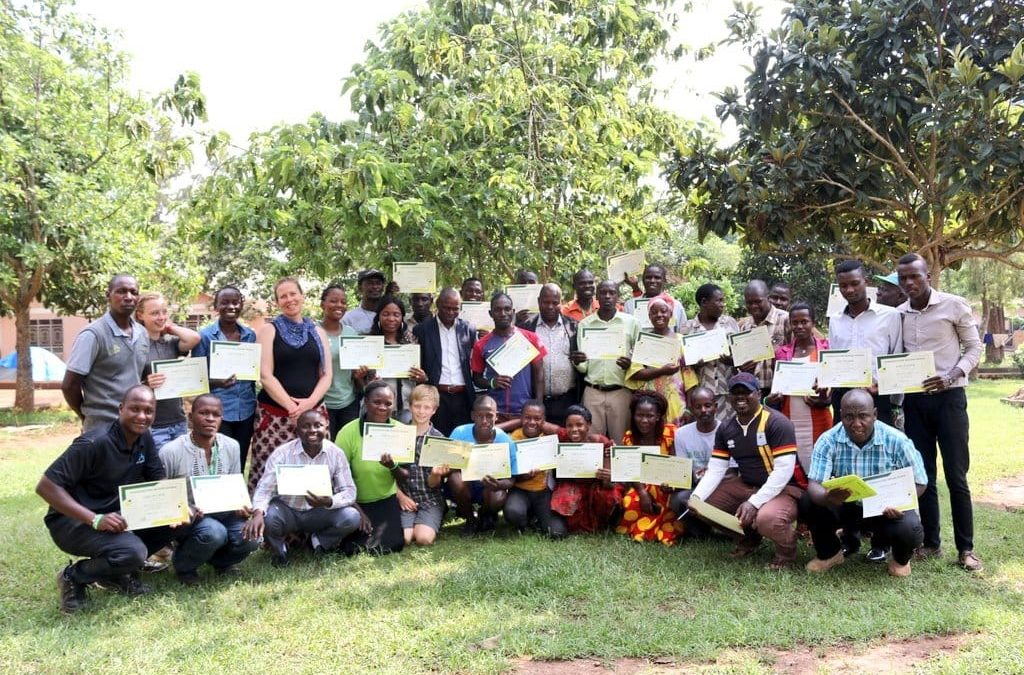 Trainers of Trainees Permaculture Programme